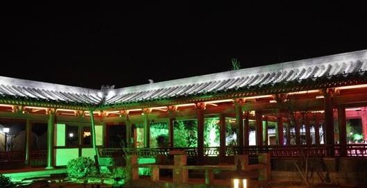 开封古城水系二期夜景照明工程