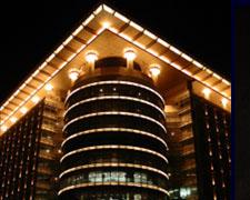 北京西单商业回迁楼室外照明工程
