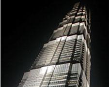 上海金茂大厦君悦酒店室内照明工程