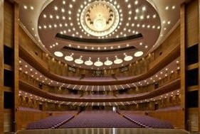 新清华学堂观众厅照明设计