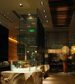 浦东香格里拉大酒店(新翼/楼)室内照明工程