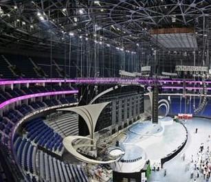 世博演艺中心场馆照明工程