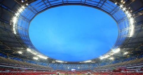 惠州中心体育场场地照明工程