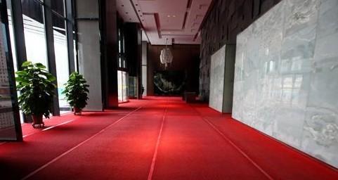 广州珠江新城西塔室内照明工程