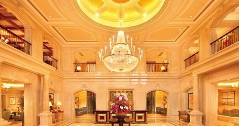 北京绿城诚园会所室内照明工程