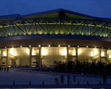 上海旗忠森林体育城网球中心照明工程