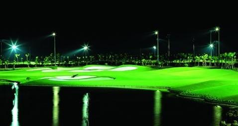 高尔夫球场照明设计5大误区