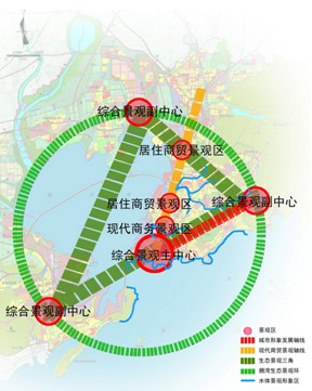 青岛市景观照明总体规划