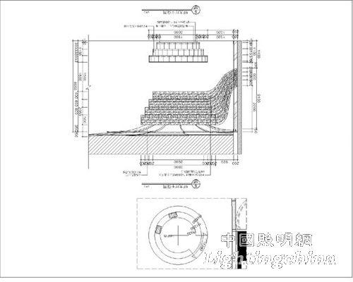 大厅立面图(1)