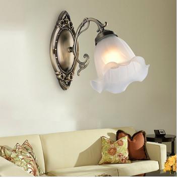 欧式简约客厅壁灯