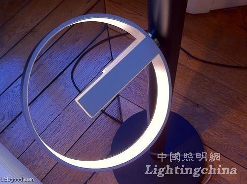 磁性吸附自由调节LED光环灯