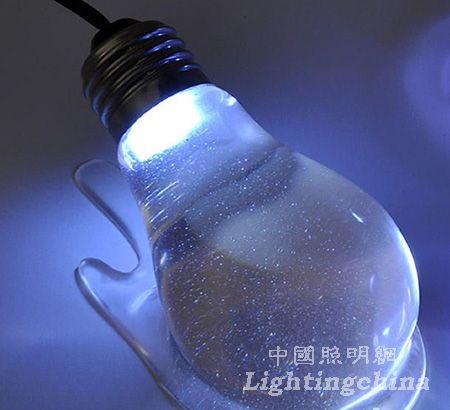 12款超牛创新LED灯具设计