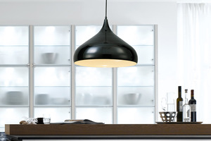 铝制灯罩餐厅吧台厨房吊灯