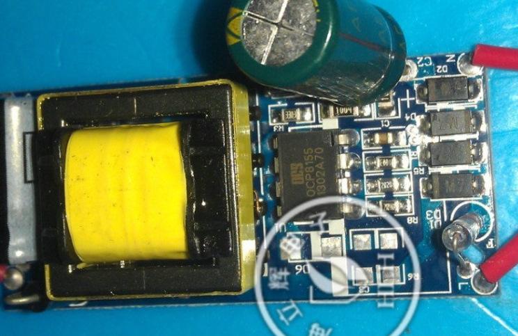 代理销售led恒流驱动芯片ocp8155 原边控制
