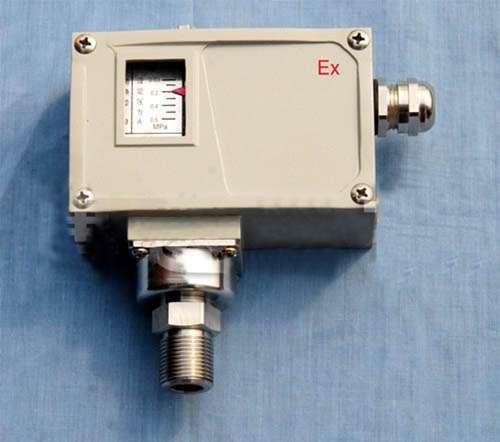 防爆单(双)开关压力控制器