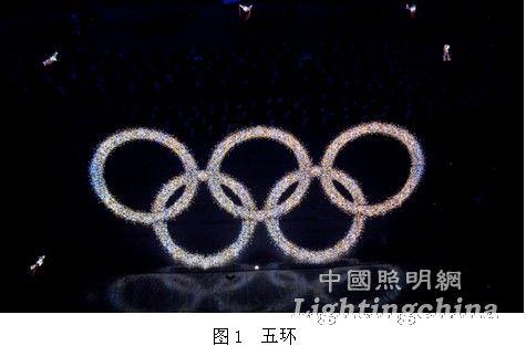 北京奥运会开幕式灯光设计特色
