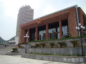 HDL-NET全光纤舞台灯光网络控制系统在贵州省人民大会堂的应用