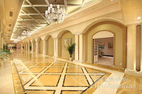 青岛海泉湾维景国际大酒店照明设计