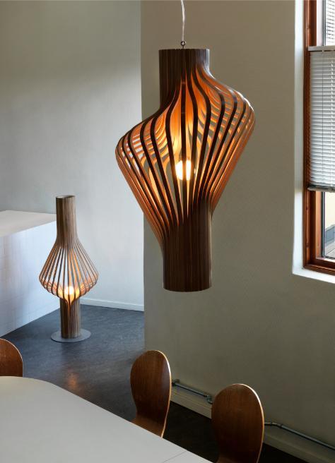 国外创意家具设计(系列二)中式灯具 - 中国照明网案例