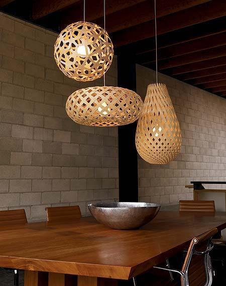 国外创意家具设计(系列二)中式灯具