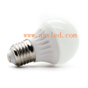 设计人员在灯具结构上做了更改使得led球泡灯的配光曲线基本与白炽灯