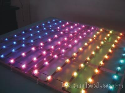 供应LED数码管,七彩护栏管,点光源,全彩护栏控制器