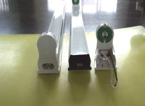 明马t8led灯管接线图