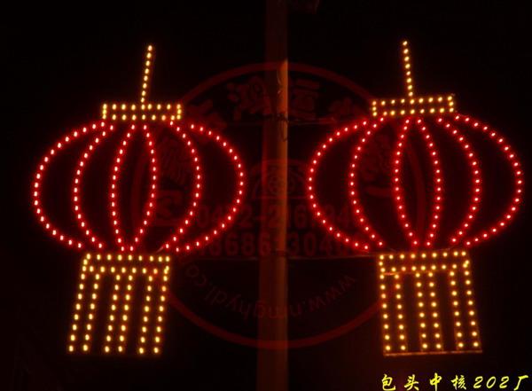 led灯笼批发厂家 户外照明灯饰 直销照明图片