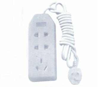 带指示灯移动式多用插座