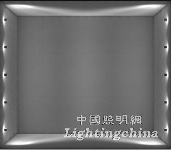 手动截光结构