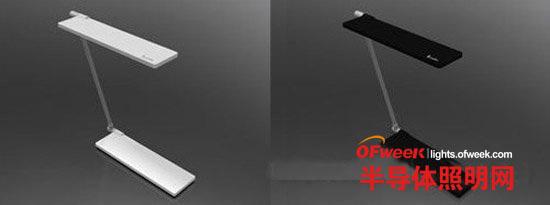 新品无线充电LED台灯上市 售价近2000元