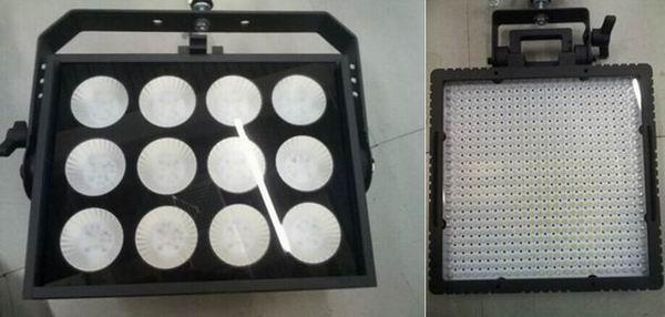 浅析演播室LED灯具的优点和问题