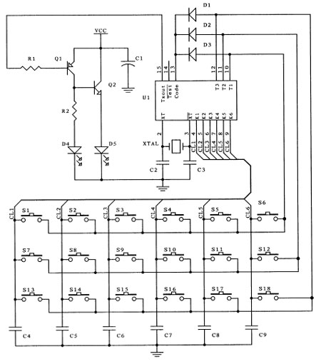 基于单片计算机实现对隧道照明灯智能控制