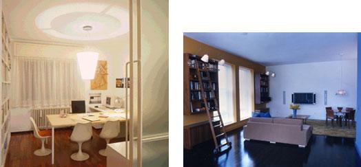 浅谈家居的照明设计图片
